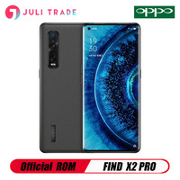 OPPO Find X2 PRO 5G Mobile Phone Snapdragon 865 120HZ Screen 65W SuperVOOC 2.0 12GB RAM 256GB ROM UFS 3.0 Android Phone