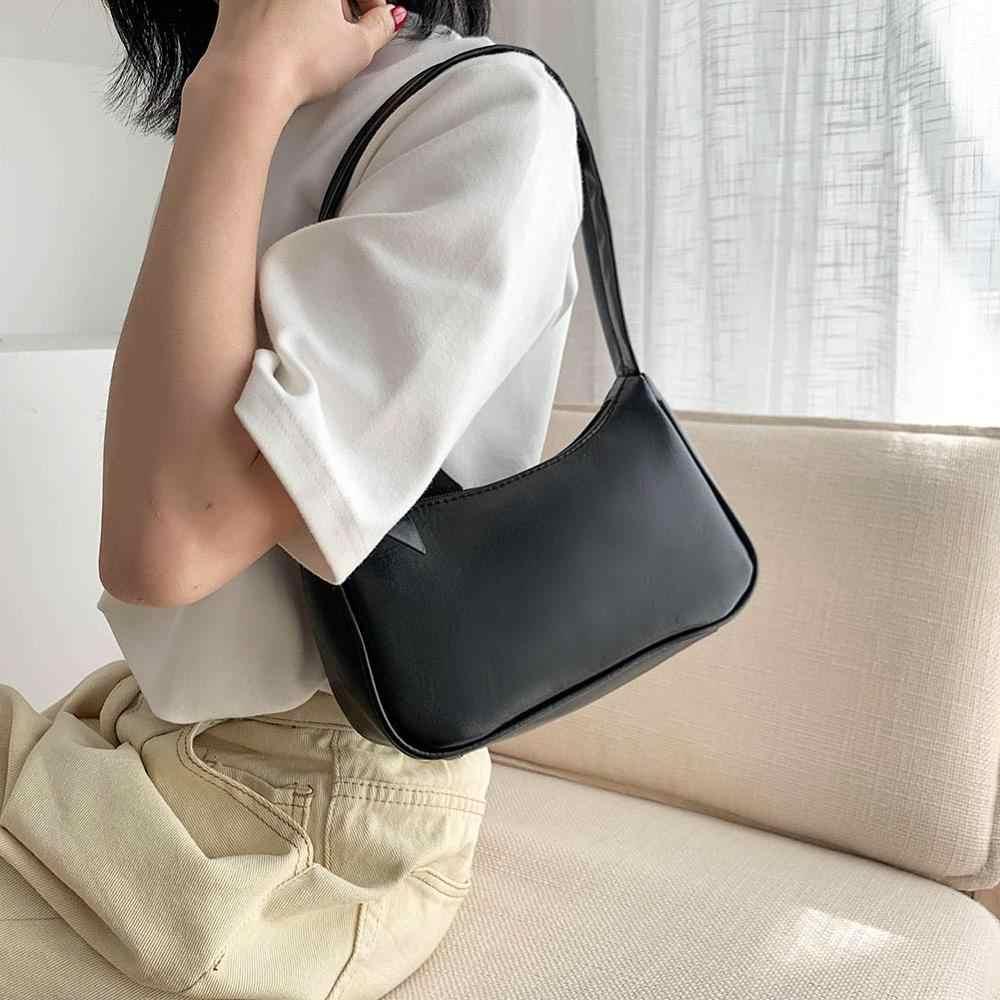 Retro totes sacos para as mulheres 2020 na moda do vintage bolsa feminina pequena suctillary sacos casuais retro mini bolsa de ombro presentes femininos