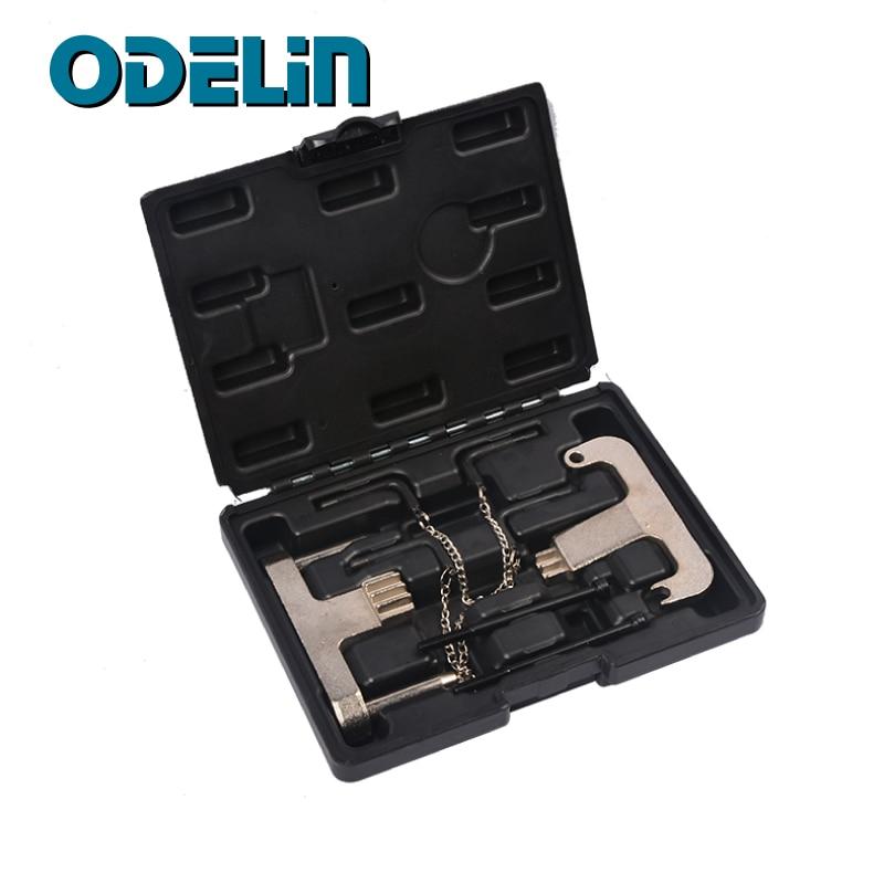 Engine Timing Tool For Mercedes Benz Chrysler Jeep M112 M113 M137 M156 M272 M273 Flywheel Canshaft Locking