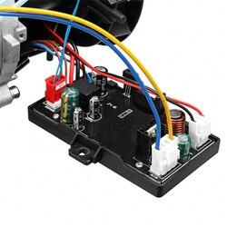 Ustawienie czasu płyta główna 3KW/5KW 12V z przełącznik LCD i pilot zdalnego sterowania