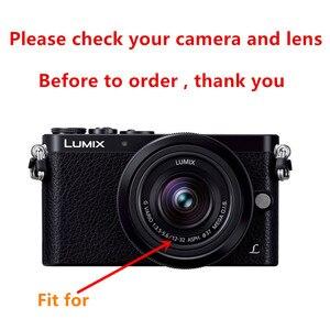 Image 2 - オートレンズキャップパナソニック Lumix GX9 GF10 GF90 GF9 GX800 GX850 GF8 GF7 GX80 GX85 GM5 GM1 カメラ 12 32 ミリメートルレンズ