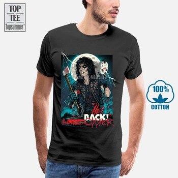 Alice Cooper camisetas divertidas camiseta para hombre, de la marca Fashion Men's...