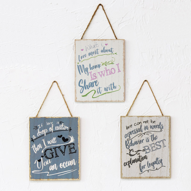 Laundry Room Fun Plaque Sign Shabby Vintage Chic Wooden Rustic Plaque