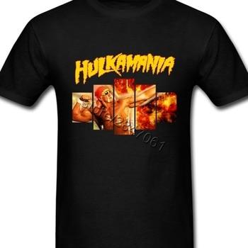 """Hulk Hogan """"Hulkamania"""" Authentic T-Shirt"""