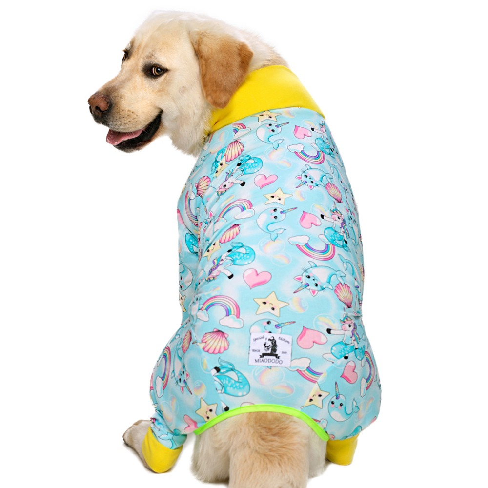 Dogs Pajamas For Pet Dogs Clothes  (4)
