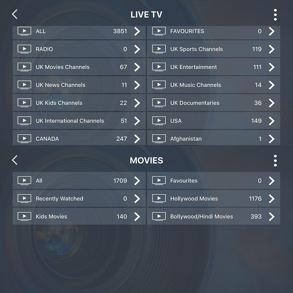 IPTV UK M3U