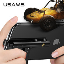 USAMS Micro USB Cable for iPhone Type C 180 Degree Game Microusb Wire Suction Cups Data cable Xiami 9 Samsung S9