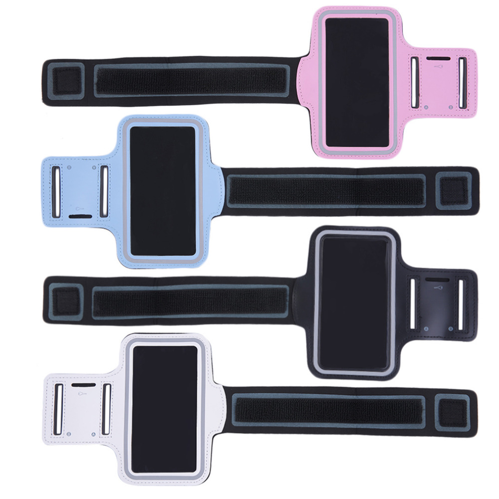 OUTAD Running Arm Bag Armband Arm Band Sports Bag Exercise Running Gym Pouch Holder Case For Cell Phone Unisex