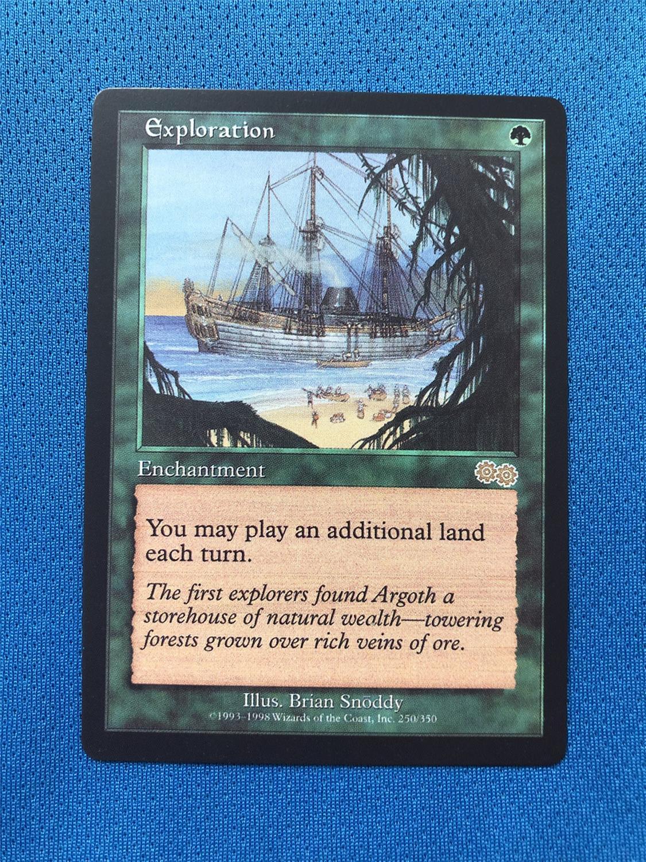 Exploration  US Urza's Saga USG Magician ProxyKing 8.0 VIP The Proxy Cards To Gathering Every Single Mg Card.