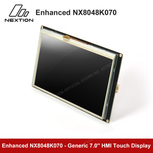 Image 3 - Nextion Enhanced NX8048K070   7.0 HMI Touch Display USART TFT LCD Module Resistive Touch TTL/5V Display