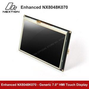Image 3 - Nextion強化NX8048K070 7.0 hmiタッチディスプレイusart tft液晶モジュール抵抗タッチttl/5表示