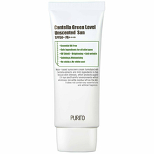 PURITO Centella Green Level Unscented Sun SPF50+ PA++++ 60ml Sunscreen BB Cream Moisturizing Protect Sunblock Korea Cosmetics