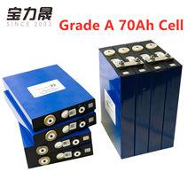8PCS 3,2 V 70Ah CALB lifepo4 batterie 2020 NEUE Grade A Lithium-Eisen Phosphat solar 48V 60V 24V L135F68 zellen nicht 80AH 100Ah