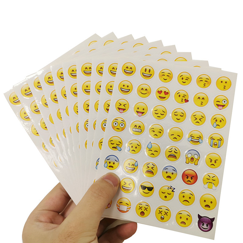 10 Pcs Waterproof Cartoon Sticker Children Learn Gifts Learning Toy Stickers 14*10.5cm Car Decoration Sticker Student Stationery