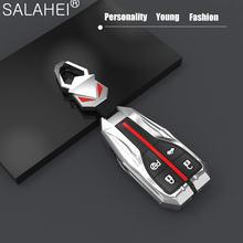 Цветной силиконовый чехол для автомобильного ключа из цинкового
