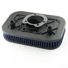 Воздушный фильтр воздухоочиститель элемент для Harley-Davidson Sportster XL883 XL1200 04-13