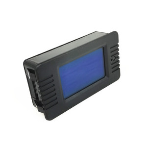 "Image 4 - Peacefair 6in1 220V 100A AC שלב אחד דיגיטלי לוח Amp וולט הנוכחי מטר ואט גורם כוח קוט""ש אנרגיה מד עם סליל CT"