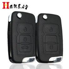 2/3 botões caso chave do carro para geely emgrand 7 ec7 ec715 ec718 emgrand7 EC7-RV ec715 EC718-RV flip dobrável chave escudo fob capa