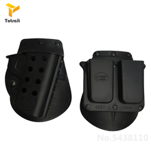 Airsoft Pistol Holster Magazine-Belt 1911 Tactical Pouch-Set Case Hunting-Accessory