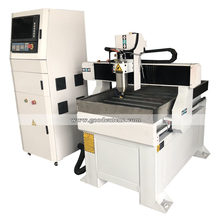 6090 3d cnc router mini with water tank for metal