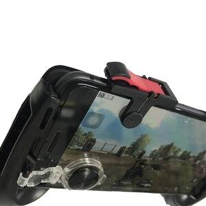 Image 3 - PUBG contrôleur Mobile manette de jeu feu libre L1 R1 déclenche PUGB manette de jeu Mobile poignée L1R1 pour téléphone Android iPhone