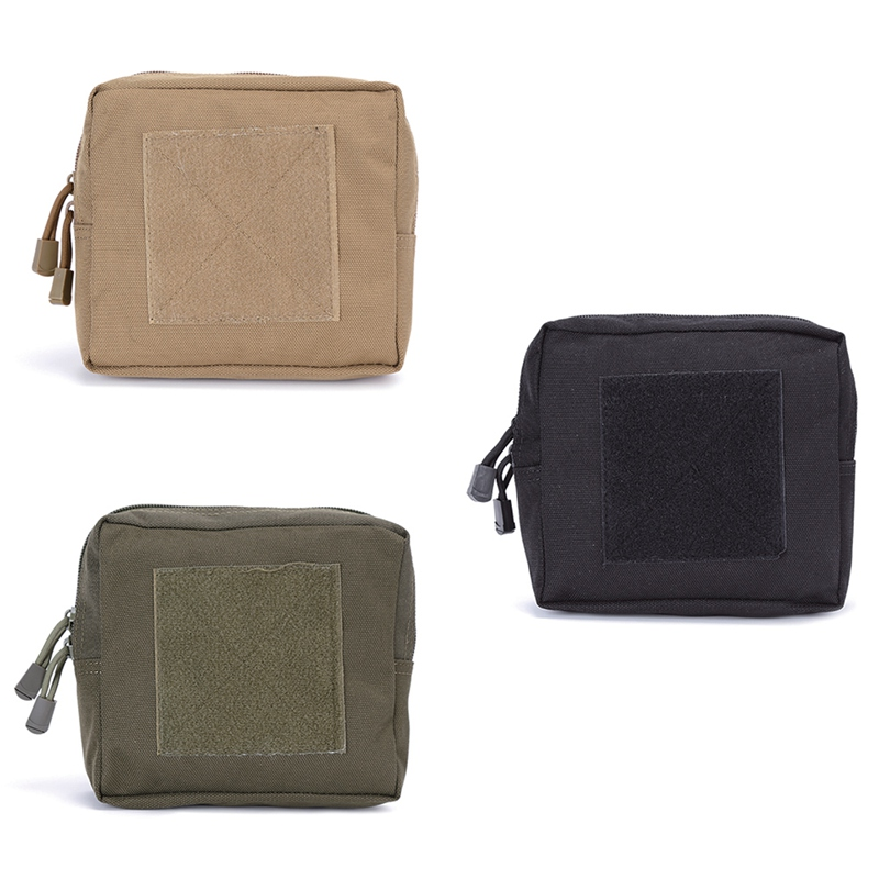 1000D Tactical EDC Molle Pouch Bag Outdoor Waist Pack Accessory Bag