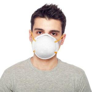 20 шт. маска для лица 6 слоев 99% фильтр Маска Анти-туман сильная защитная маска для рта респиратор многоразовая Быстрая доставка