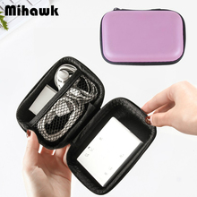 Mihawk Travel Bag Digital Pouch Portable USB Cable Tote Head
