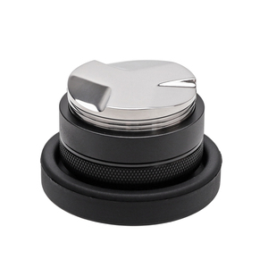 53mm Coffee Distributor & Tamper,Dual Head Coffee Leveler Fits for 54mm Breville Portafilter, Professional Espresso Hand Tampers(China)