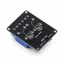 2 варианта релейный коммутационный модуль 5v с защитой для оптронной