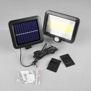 Image 5 - Solar Light 100 LED Street Solar Wall Lamp Waterproof Garden Lights Projecteur Solaire PIR BodyMotion Sensor Solar Floodlight