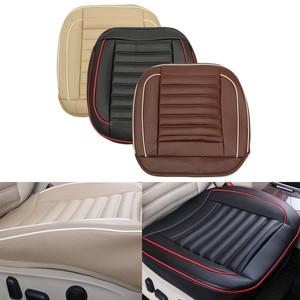 Image 3 - カーシートクッション車のシートカバー自動車保護ノンスリップカバーシート車の椅子クッションカーインテリアカバー保護