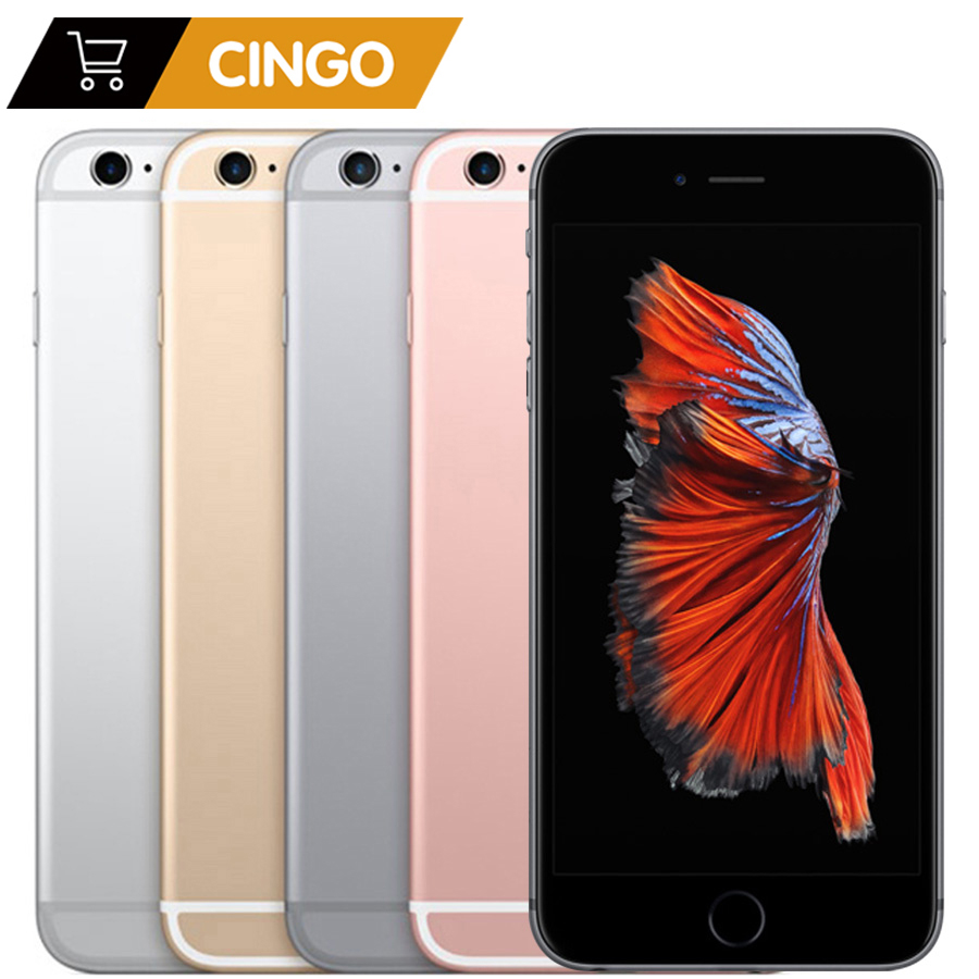 Original Apple iPhone 6S Dual Core 2GB RAM 16/64/128GB ROM IOS 4.7'' 12.0MP Camera Fingerprint LTE Used Cell Phone iPhone6s