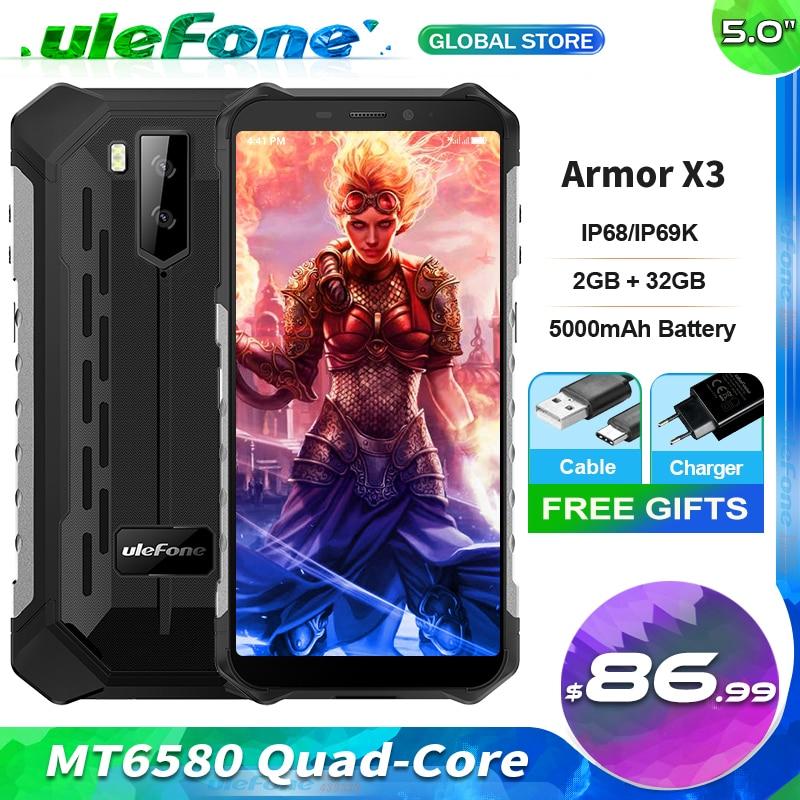 Ulefone Power X3 5,5