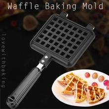 Waffles-Maker-Machine Oven Baking-Mold Cake Bubble-Egg Kitchen Non-Stick Gas-Pan