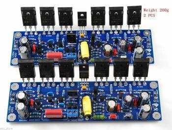 Assembled  L150W FET Mosfet Power Amplifier Board IRFP240*6 (include 2 channle board)