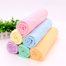 Superfine Fibre Cartoon Bear Embossed Bath Towel Adult Beach Towel 70 * 140 Beautiful Cute Soft Absorbent Thick Light Yellow 068 fast drying soft microfiber bath towel beach towel 70 140 cartoon cute bear head baby towel high absorbent household two wear