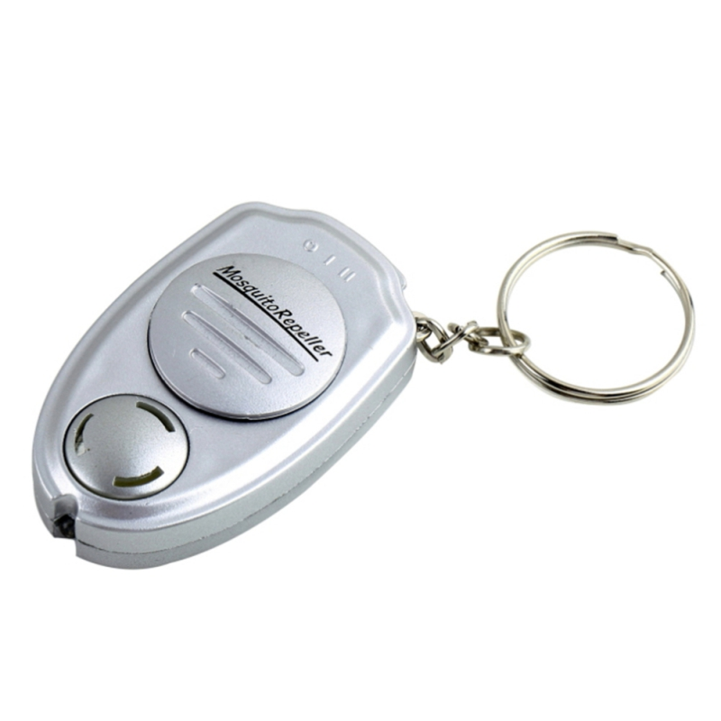 Portable Anti Mosquito Killer With Keychain Mosquito Repellent For Ultrasonic Anti Mosquito Key Clip For Camping Outdoor