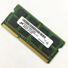 Micron DDR3 CARNEIROS 4GB 2RX8 PC3-10600S-9-10/11-FP 4 ddr3 1333 gb de memória portátil