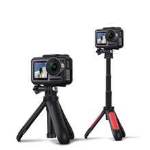 Pocket Pole Mini Selfie Stick+Extendable Handle Tripod For GoPro Hero 8 7 6 5 4 Session Insta360 Xiaomi Yi 4K+ EKEN DJI OSMO portable hand grip waterproof selfie stick pole tripod for gopro hero 7 6 5 4 sjcam eken yi 4k dji osmo action camera accessory