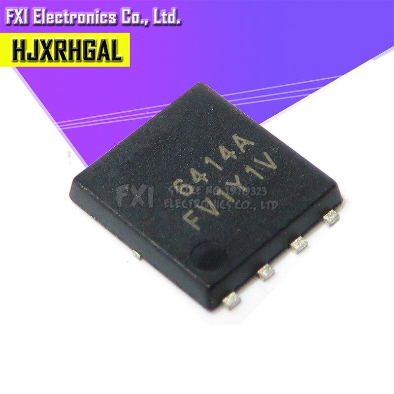 10PCS AON6414AL AON6414 QFN SMD MOS FET Transistor New Original