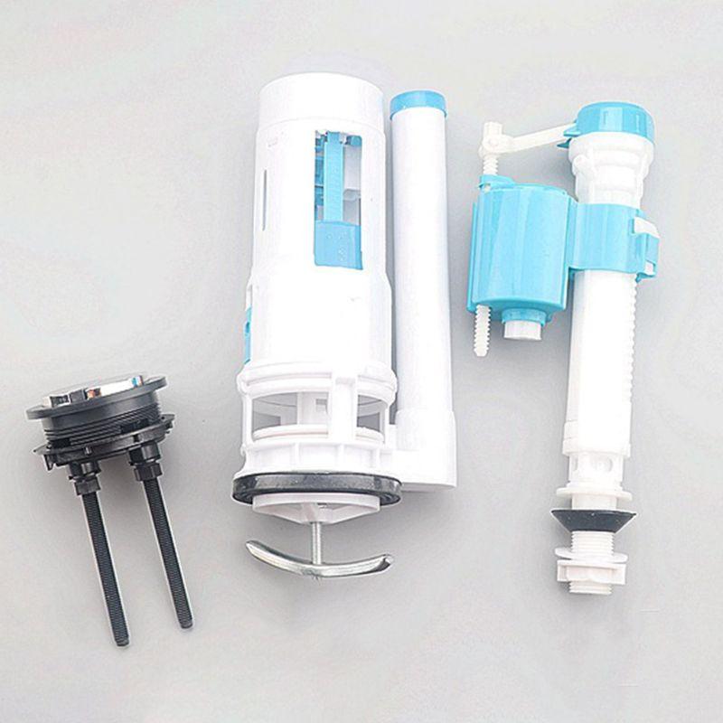nivelada dupla conectada válvula de drenagem da