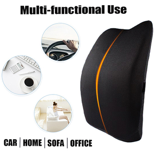Image 4 - AUTOYOUTH Memory Foam Supporto Lombare Ammortizzatore Posteriore Con Fermezza 3D Copertura Della Maglia Equilibrata Progettato per Alleviare Il Mal di Schiena