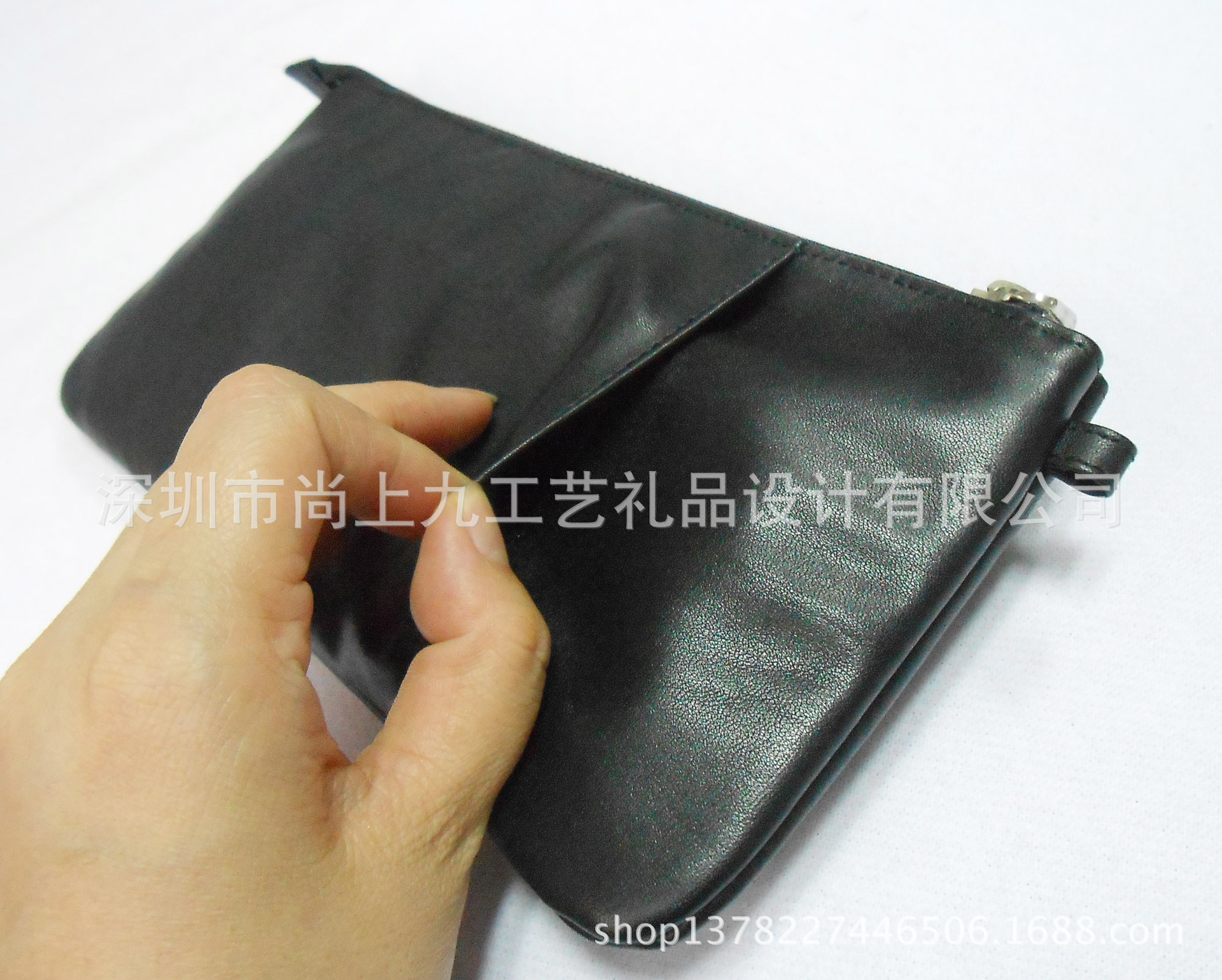 [Shenzhen] Purse Simple Wrist Bag Carrying Key Coin Bag Mobile Phone Bag
