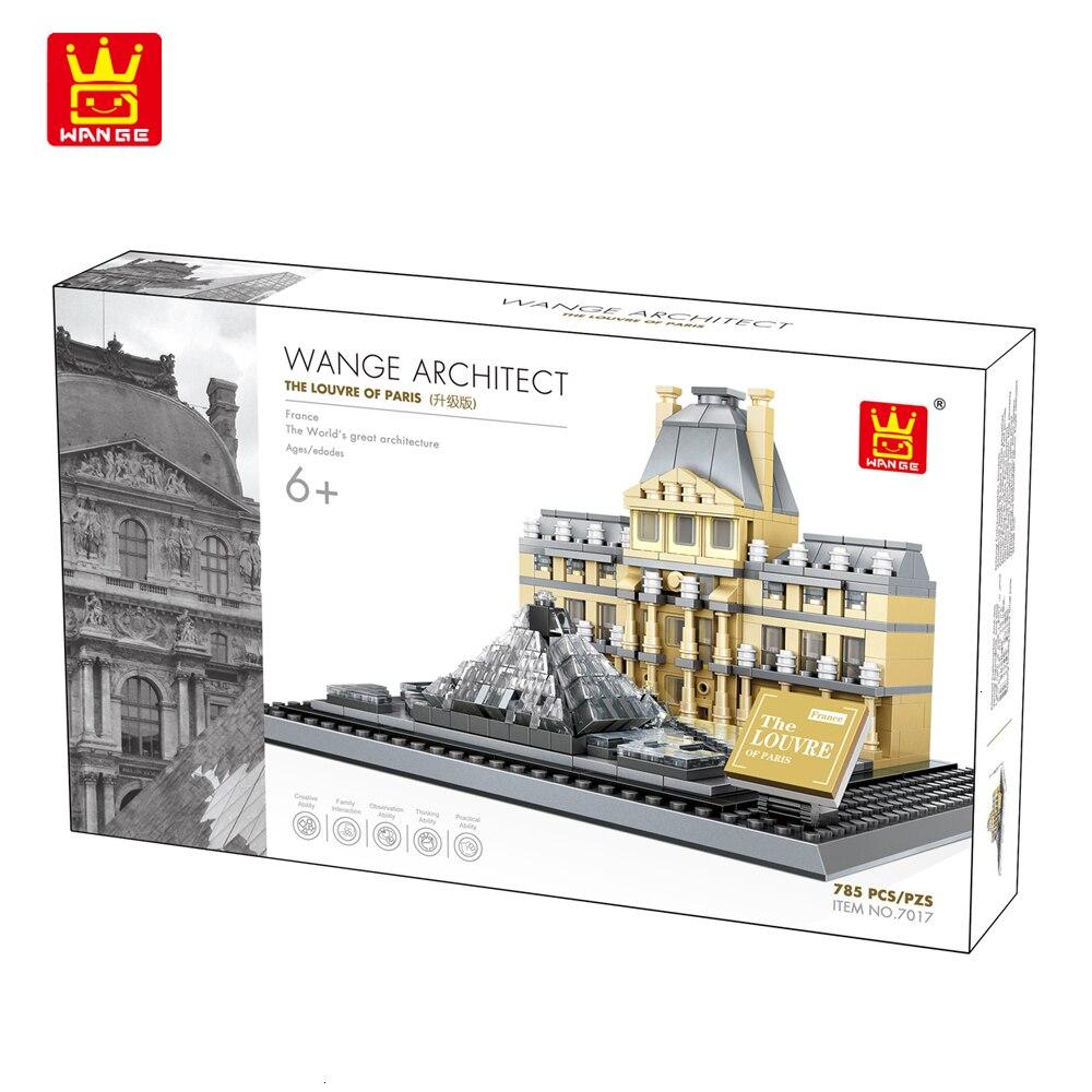 The Louvre Of Paris