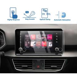 LFOTPP For Tarraco 2019 2020 Car Navigation Touch Display Tempered Glass Screen Protector Film Auto Interior Protective Sticker