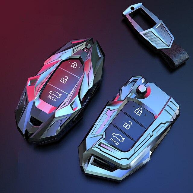 2021 جديد حافظة مفاتيح السيارة عن بعد غطاء قذيفة لشركة هيونداي ix25 ix35 i10 i20 سولاريس توكسون سوناتا سانتا في سبورت إلنترا كريتا فيرنا