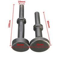 1 ud. Martillo de pala de 80mm/100mm  martillo de acero para alisar perforaciones neumáticas  martillo de aire  juego de herramientas eléctricas  herramienta de longitud extendida|Herramientas neumáticas|   -