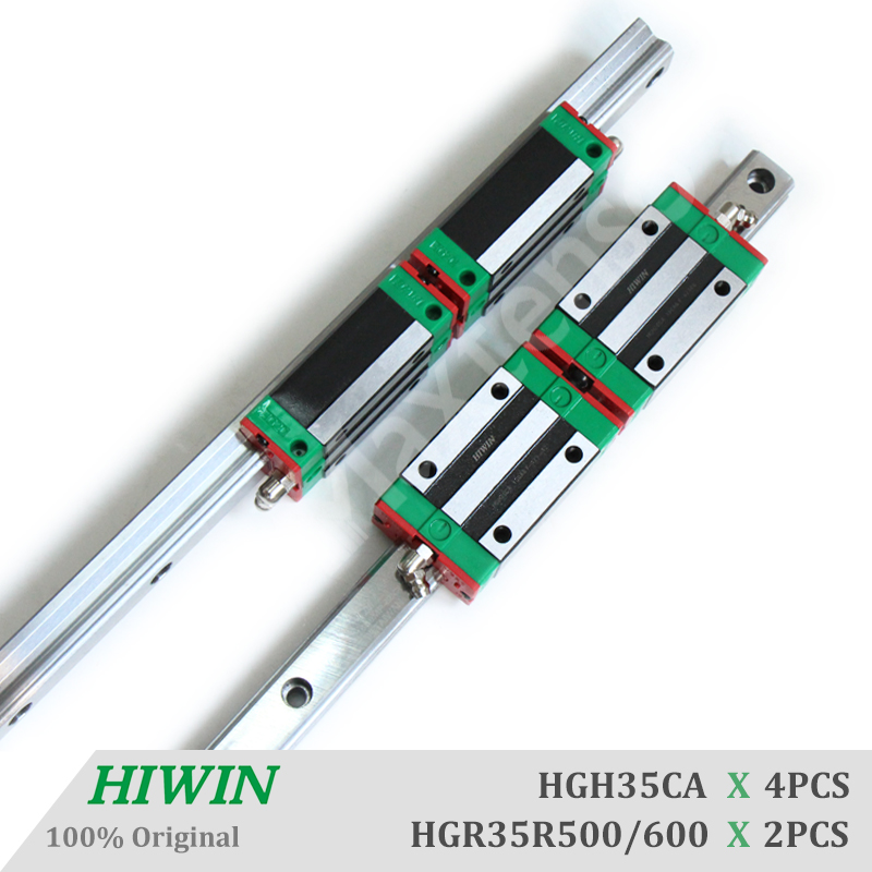 Ball screws BALL NUTs for CNC 20mm HIWIN Linear guide rail carriages