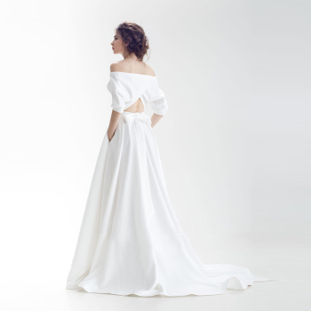 Robe Mariée Bohème Vintage Clémence
